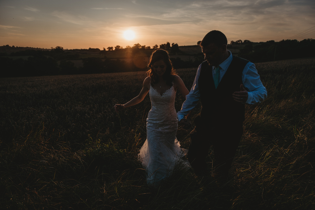 Shottle Hall Wedding Photograph